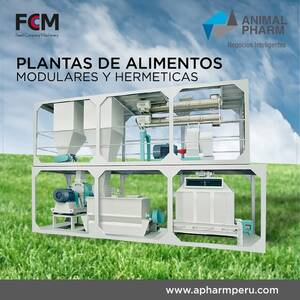 PLANTAS DE ALIMENTOS FCM