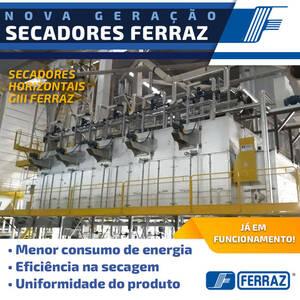 SECADOR DE RAÇÕES FERRAZ