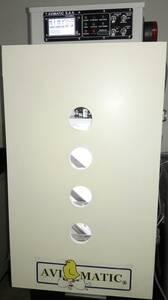 Nueva incubadora AVIMATIC modelo GRAPHICS-252