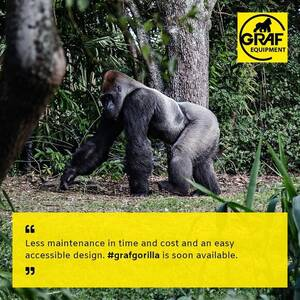 Menos mantenimiento - Peletizadora Gorila