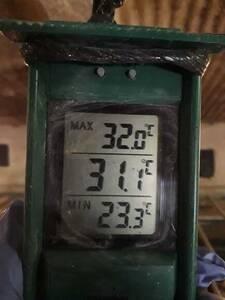 Medición temperatura máx - min