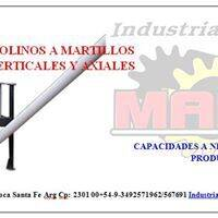 MOLINOS A MARTILLOS RADIALES Y AXIALES