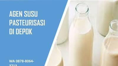 Jual Susu Pasteurisasi Di Depok, WA 0878-88064-3713