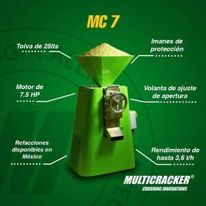 Triturador MC7