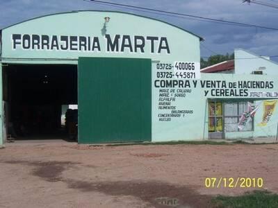 Forrajeria Marta