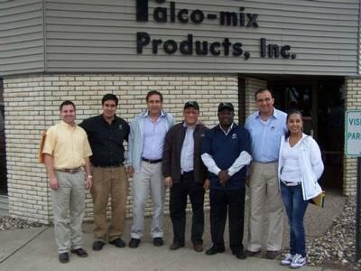 Reunion con nuevos distribuidores Ralco Nutrition EEUU