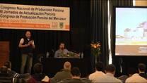 Sistema de Cama Profunda: Raul Franco en Congreso Porcino del Mercosur 2014