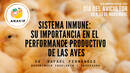 Sistema Inmune de las aves: Dr. Rafael Fernández