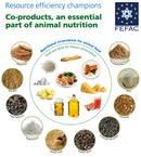 FEFAC: Co-productos, parte esencial de la nutrición animal