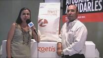 Antibiótico promotor de crecimiento: Carlos Boy (Zoetis)