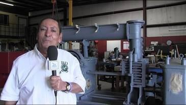 Reconstrucción de prensas full press para oleaginosas. Ralph Romero (R&D Equipment)