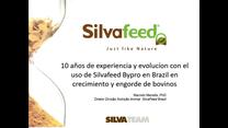 Uso de Extractos naturales en crecimiento y engorde de Bovinos en Brasil
