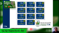 Red participativa de cultivares de INIA
