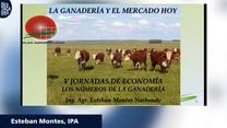 La ganadería y el mercado en Uruguay