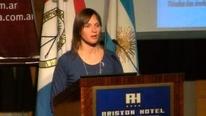 Control de patógenos de semillas: Mara Pavan en ALAP 2013