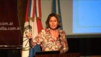 Patogenos de semilla en Soja y Maíz: Mercedes Scandiani