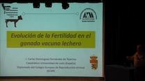 Evolución de la Fertilidad en el Ganado Vacuno Lechero