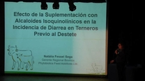 Diarrea en becerros: Incidencia de Alcaloides isoquinolinicos