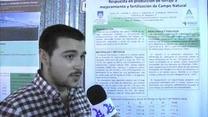 Respuesta en producción de forraje a mejoramiento y fertilización de Campo natural