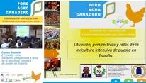 Retos de la avicultura en España: Carlos Buxadé