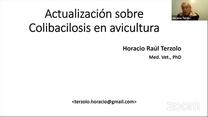 Colibacilosis en Avicultura: Horacio Terzolo