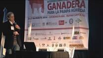 Agricultura en ganadería a pasto. Carlos Nabinger
