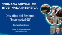 Sistema Invernada 365: Experimetal y demostrativo