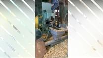 Video: Funcionamiento de Extrusora para maíz