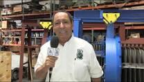 Filtros industriales de presión, Inspección y reparación. Ralph Romero (R&D Equipment)