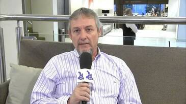 Nutritec presenta soluciones nutricionales en el mercado latinoamericano. Homero Borin (Gerente técnico)