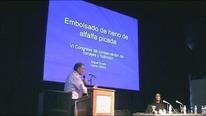 Embolsado de Heno de Alfalfa Picada. Carlos Oddino y Miguel Duretti