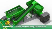 Unidad de Mezclado y Distribución - Industrias Montecor