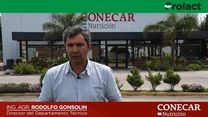 Estrés térmico en vacas lecheras. Rodolfo Gonsolín