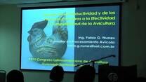 Efectividad y competitividad de la avicultura:  Fabio Nunes en CLA 2015