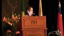 Minerales Organicos: Marlene Schmidt en Congreso Porcino del Mercosur