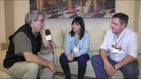 Congreso Porcino 2014: Alicia Carranza y Gabriel DiCola