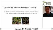 Ricardo Bartosik: Almacenamiento y conservación de Semillas