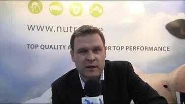 Free-Tox adsorbente de micotoxinas de Nutrex: Geert Van de Mierop