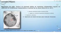 Desinfección de granjas: Eficacia de los desinfectantes