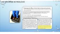Pedilúvio: Su uso eficiente contra las enfermedades de granjas