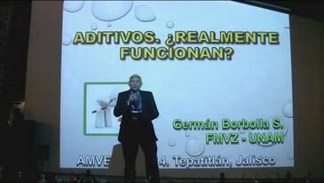 AditivosNutricionales, ¿GastooInversión?: German Borbolla (UNAM)