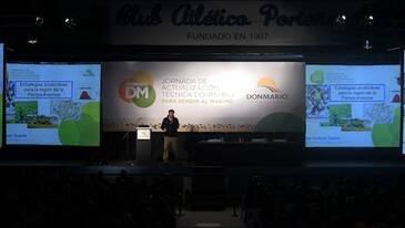 Rendimientos potenciales en soja: Gustavo Duarte