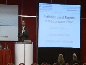Uso de antibióticos y exportaciones a la Unión Europea