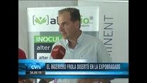 Pulverizaciones: Esteban Frola en ExpoBragado 2019