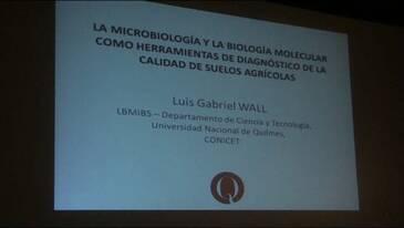 Diagnóstico de suelos agrícolas: Microbiología y Biología molecular