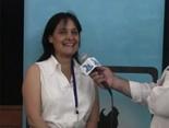 Bronquitis Infecciosa en México: Dra. Magda Escorcia en PreCongreso IASA 2010
