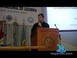 Inseminación Artificial y semen sexado, Dr. Capitaine Funes en Jornadas de lecheria