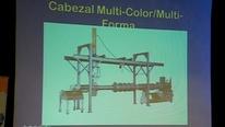 Cabezal Multicolor: Osvaldo Muñoz (Extru-tech)