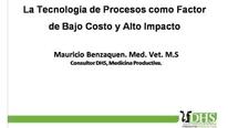 Tambo: Tecnología de procesos, Mauricio Benzaquen