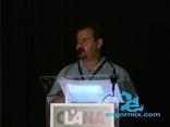 Alberto Celis - Apertura III Congreso CLANA 2008
